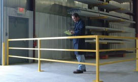 Industrial Safety Handrails