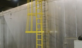 Safety Ladders and Cages